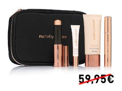 5-tlg. Make-up Kit von Nude by Nature für 44,64€