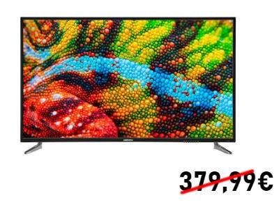 MEDION LIFE 4K TV für nur 319,95€