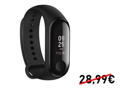 Nur 21,95€: Xiaomi Mi Band 3