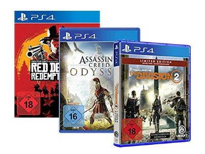 5 Games zum Preis von 3
