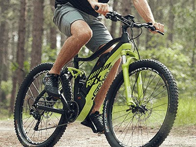 Bis zu 300€ Rabatt auf E-Bikes