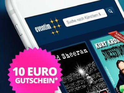 10€ sparen für Newsletter-Anmeldung (60€ MBW)