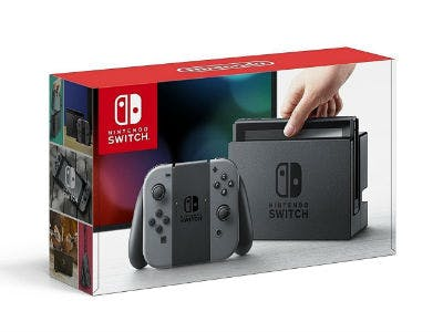Nur 261€: Nintendo Switch