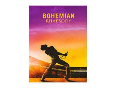 Nur 2,49€: Bohemian Rhapsody leihen