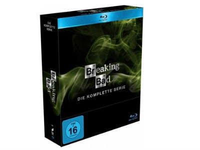 Nur 39,94€: Breaking Bad Serie komplett