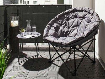 Nur 37,74€: Relax Gartenstuhl