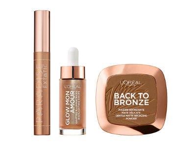 Nur 20,36€: L'Oréal Paris Paradise Bronze Kit