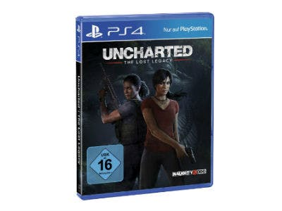 Nur 14,99€: Uncharted The Lost Legacy